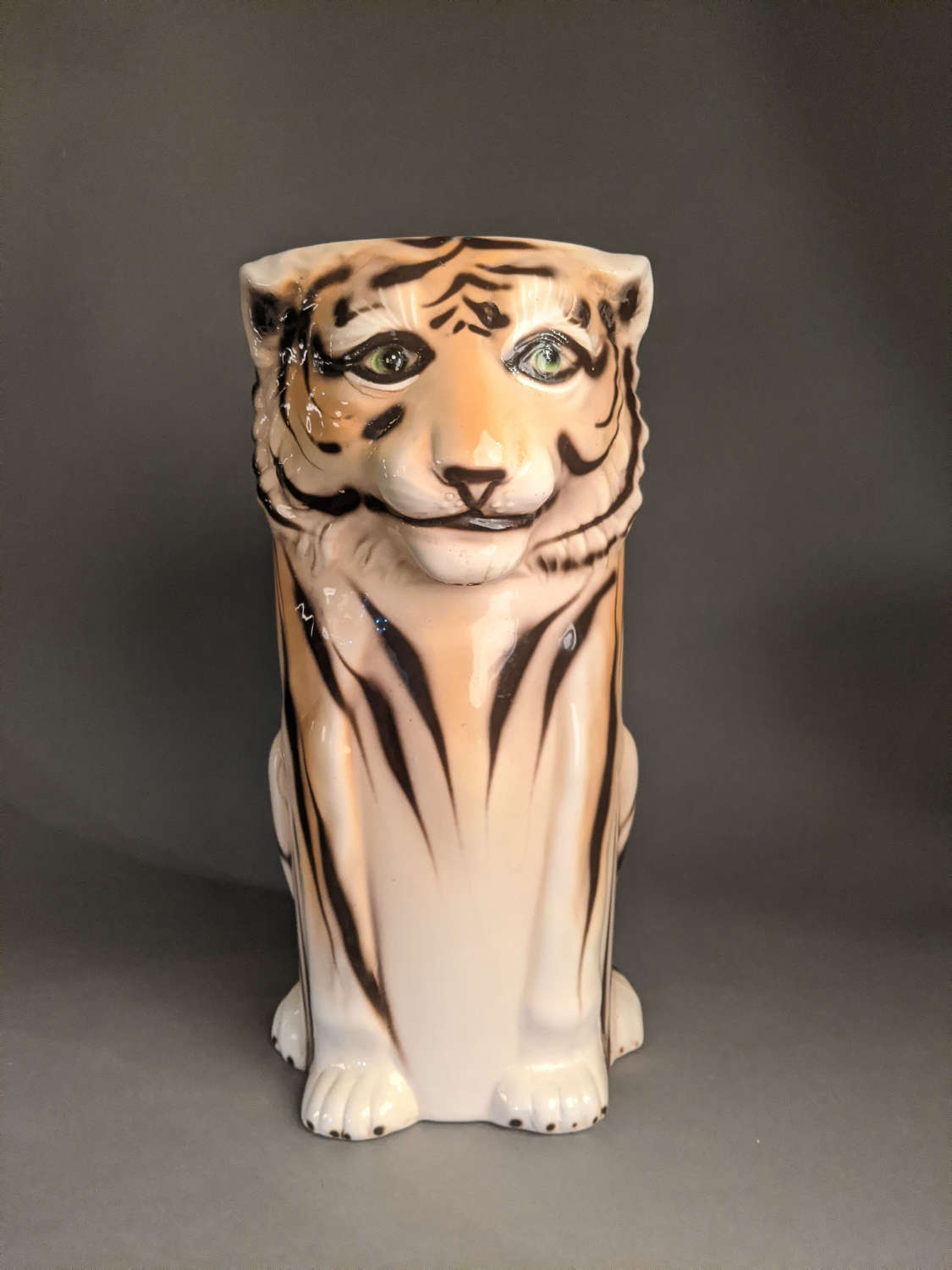 Tiger Umbrella Stand or Planter